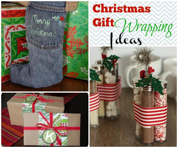Creative Christmas Gift Ideas  Creative Christmas Gift Wrapping Ideas To Make Your Gifts