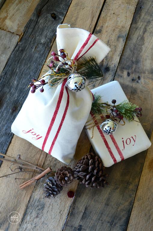 Creative Christmas Gift Ideas  Creative Christmas Gift Wrap The Idea Room