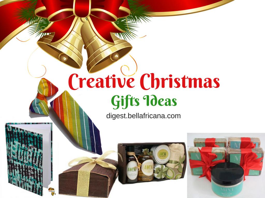 Creative Christmas Gift Ideas  Creative Christmas Gifts Ideas Bellafricana Digest