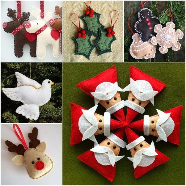 Cute DIY Christmas Decorations  31 Cute and Fun DIY Christmas Decorations DesignBump