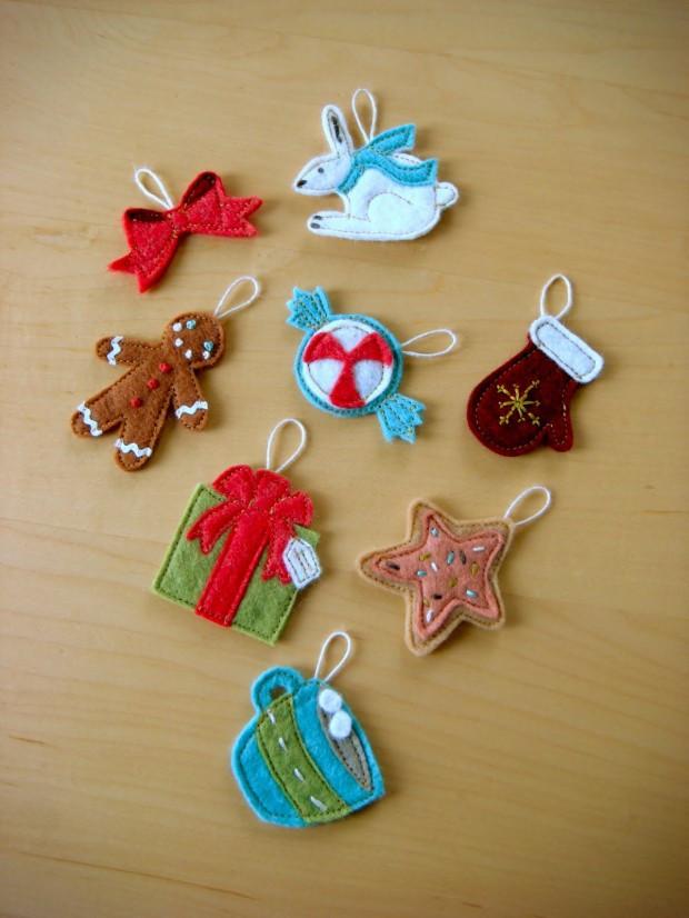 Cute DIY Christmas Decorations  22 Cute DIY Christmas Ornaments Style Motivation