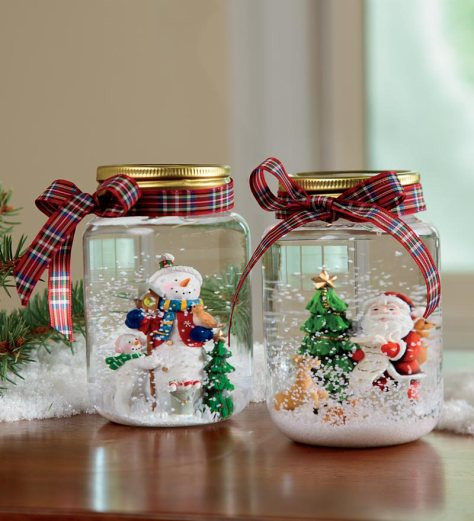 Cute DIY Christmas Decorations  cute snowman christmas decorations for 2016 Styles 7