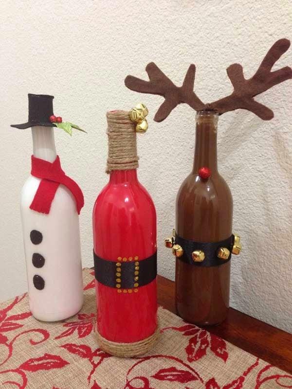 Cute DIY Christmas Decorations  20 Homemade Christmas Decoration Ideas & Tutorials Hative