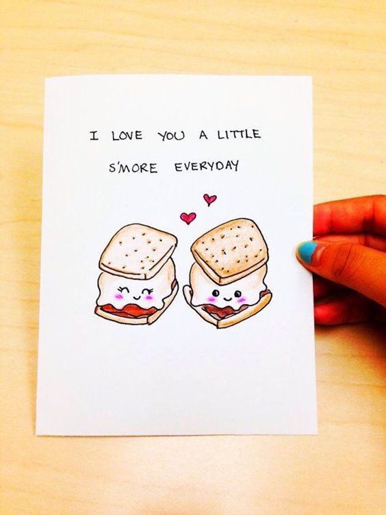 Cute Things To Say In A Birthday Card  I Love You A Little More Everyday s and