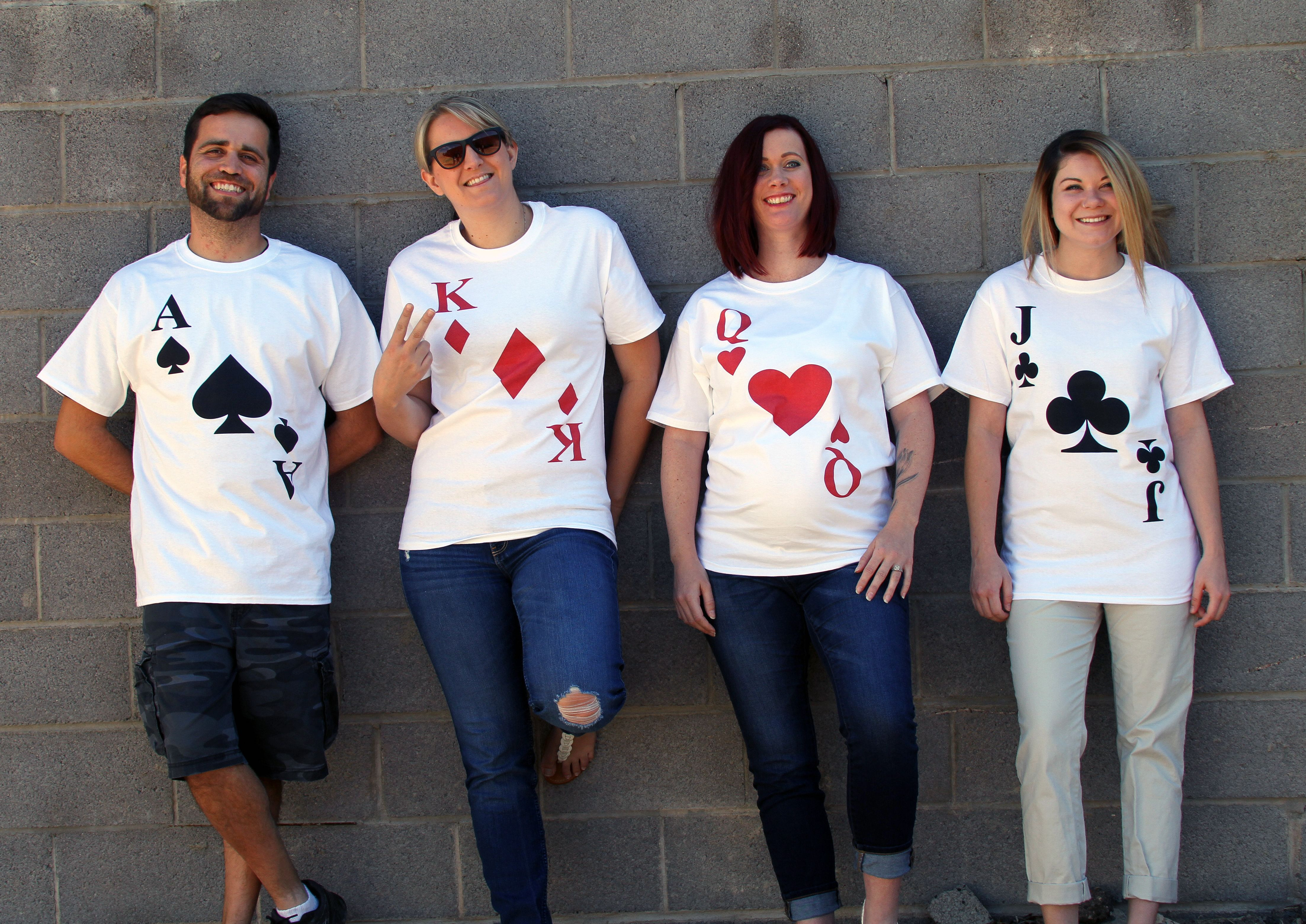 Deck Of Cards Halloween Costumes  Playing Cards Halloween Costumes