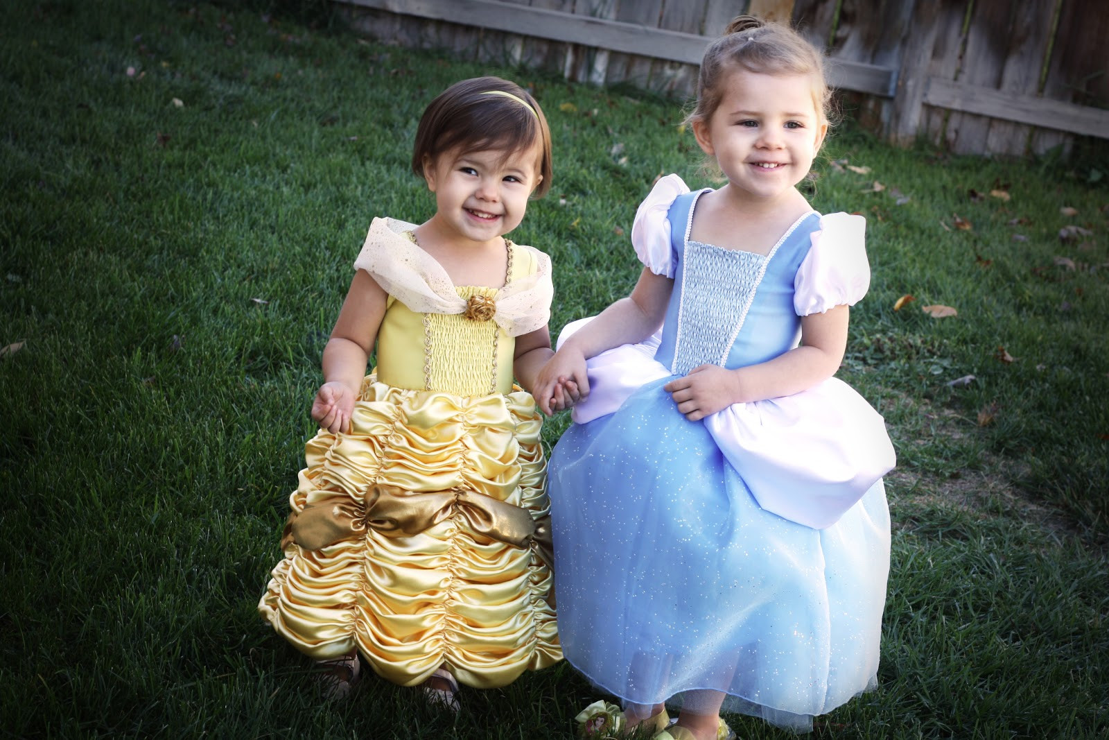 DIY Belle Costume  Cinderella and Belle Princess Dress Costume Pattern and
