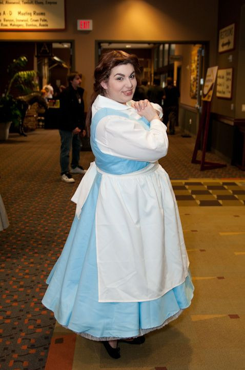 DIY Belle Costume  Disney costumes Plus size beauty and Beauty and the beast