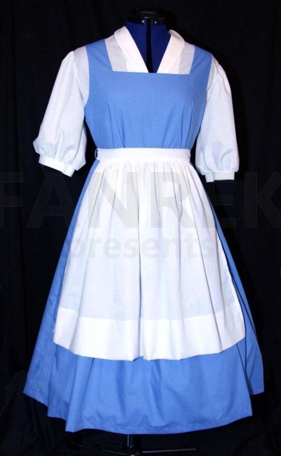 DIY Belle Costume  Beauty and the Beast Cosplay Belle Dress Costume