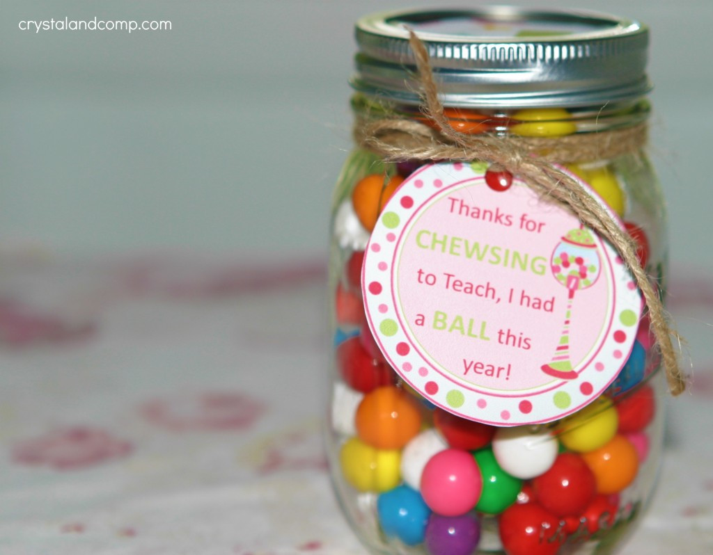 DIY Christmas Gifts For Teacher  Homemade Gifts 10 Afforable Teacher Gift Ideas for