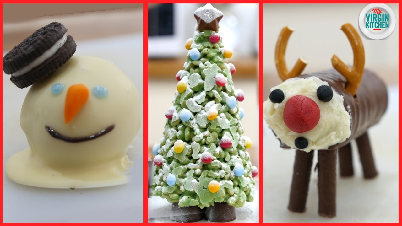 DIY Christmas Treats  3 DIY CHRISTMAS TREATS 1
