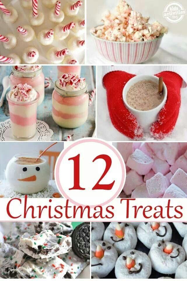 DIY Christmas Treats  Homemade Christmas treats