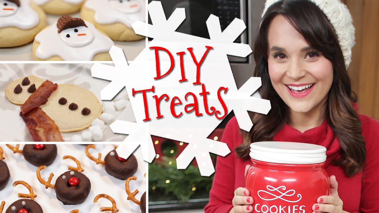DIY Christmas Treats  DIY Holiday Treats