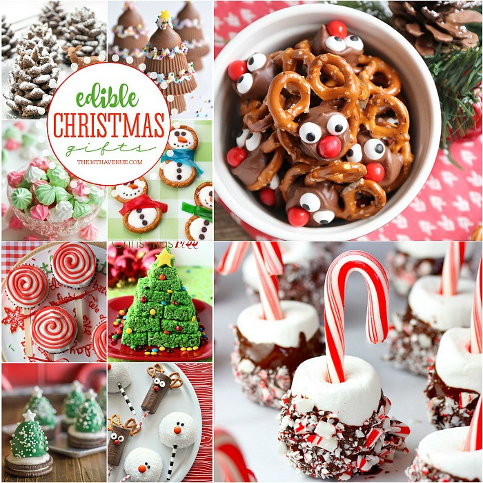 DIY Christmas Treats  Best DIY Projects and Recipe Party The 36th AVENUE