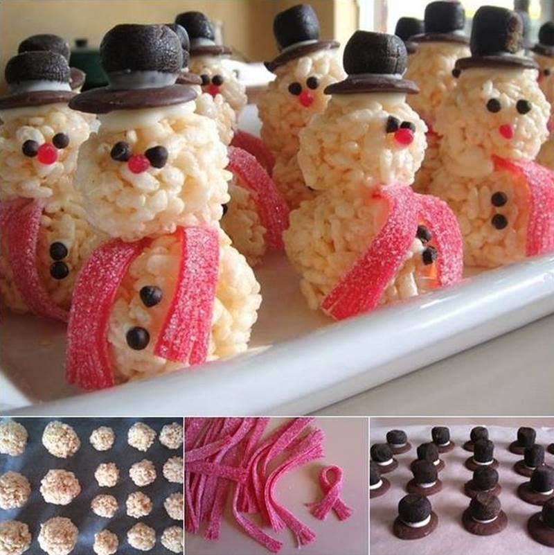 DIY Christmas Treats  19 Most Adorable Christmas Food Gifts Ideas To Delight