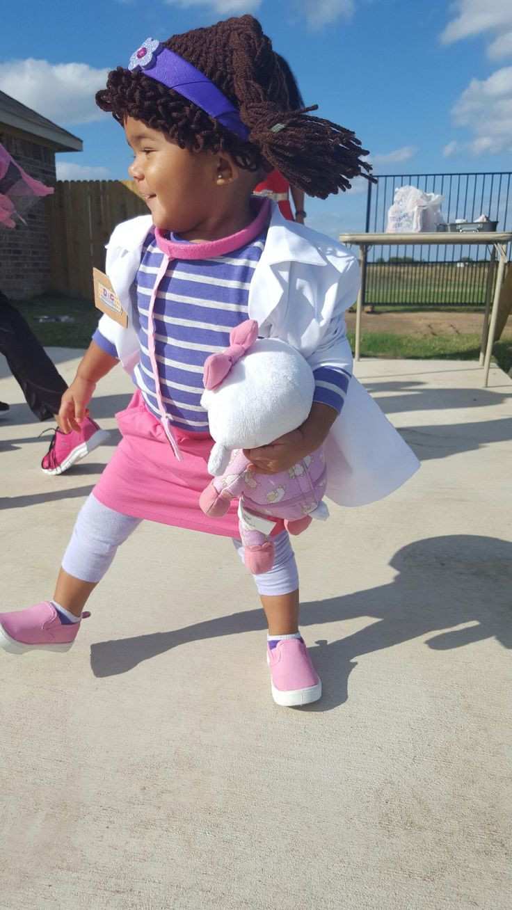 DIY Doc Mcstuffins Costume  Best 25 Doc mcstuffins halloween costume ideas on