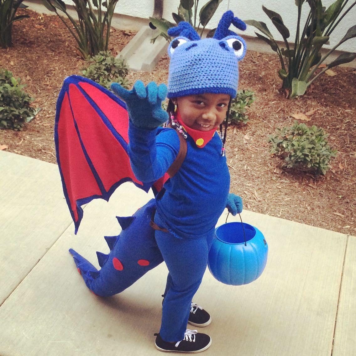 DIY Doc Mcstuffins Costume  Diy stuffy costume Doc McStuffins Dragon Disney Jr