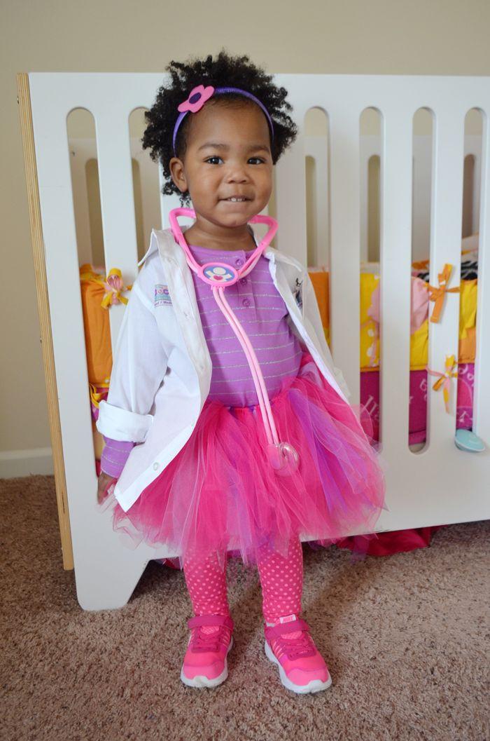 DIY Doc Mcstuffins Costume  25 best ideas about Doc mcstuffins costume on Pinterest