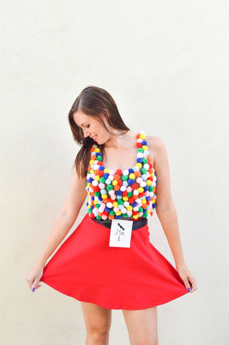 DIY Gumball Costume  Best 25 Gumball costume ideas on Pinterest
