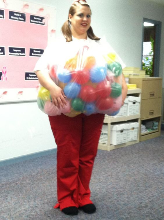 DIY Gumball Costume  DIY and crafts Costumes and Gumball on Pinterest