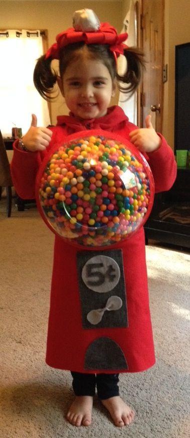 DIY Gumball Costume  Gumball Halloween costumes and Halloween on Pinterest