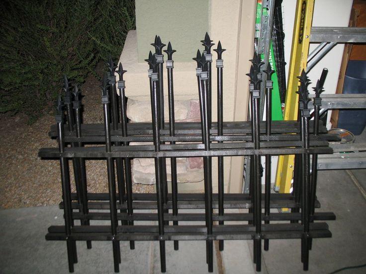 Diy Halloween Fence  Best 25 Cemetery decorations ideas on Pinterest