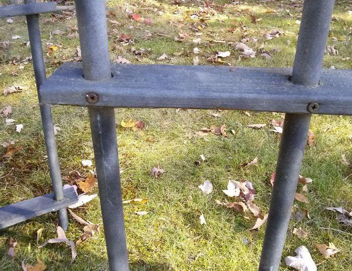 Diy Halloween Fence  DIY Halloween Graveyard Spooky Cheap & Easy Saving