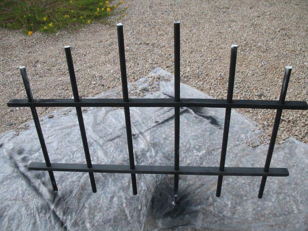 Diy Halloween Fence  Halloween Cemetery Fence