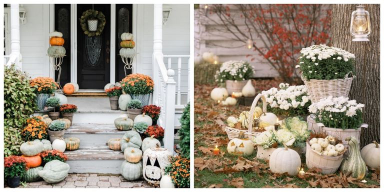 Diy Halloween Porch Decorations  40 Best Outdoor Halloween Decoration Ideas Easy