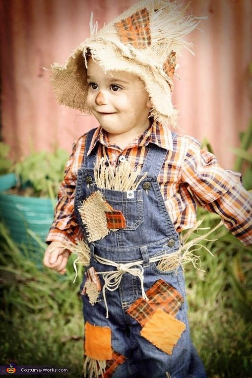 DIY Scarecrow Costume  17 Best ideas about Scarecrow Costume on Pinterest