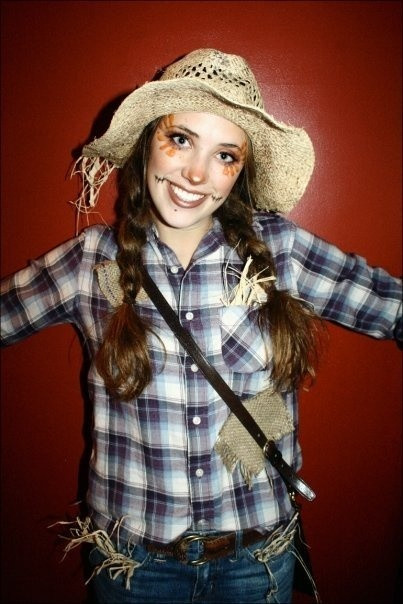 DIY Scarecrow Costume  25 best ideas about Scarecrow costume on Pinterest