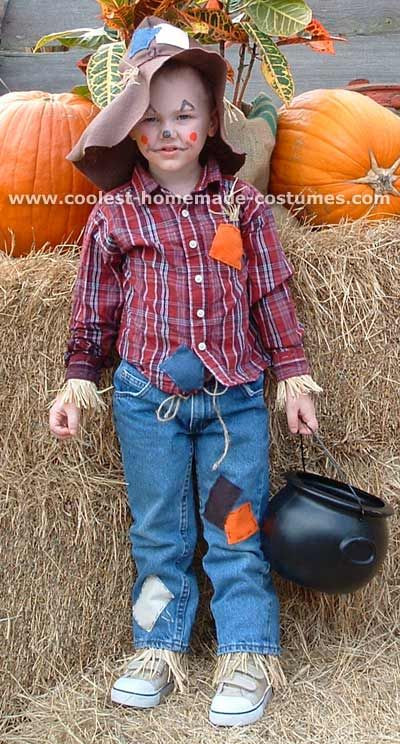 DIY Scarecrow Costume  1000 ideas about Scarecrow Costume on Pinterest