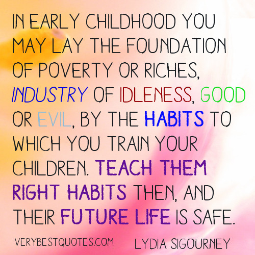 Early Childhood Education Quotes  Early Childhood Education Quotes QuotesGram