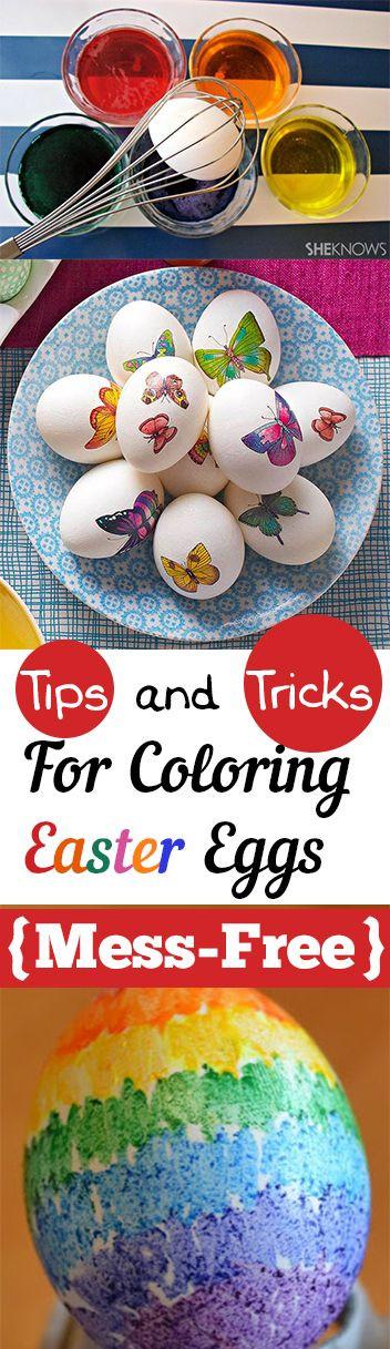 Easter Egg Dying Party Ideas  Best 25 Egg dye ideas on Pinterest