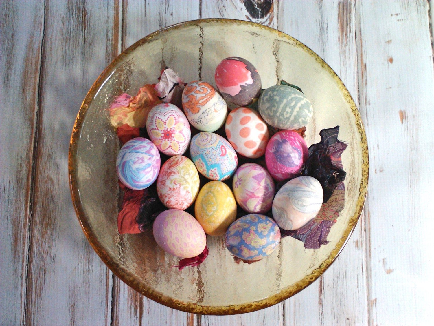 Easter Egg Dying Party Ideas  Easter Egg Silk Dye Kit Eco Friendly Up cycled kid friendly