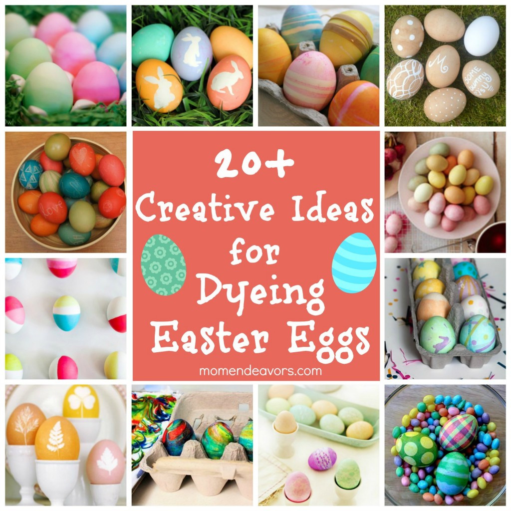 Easter Egg Dying Party Ideas  Dyeing Easter Eggs – 20 Creative Ideas