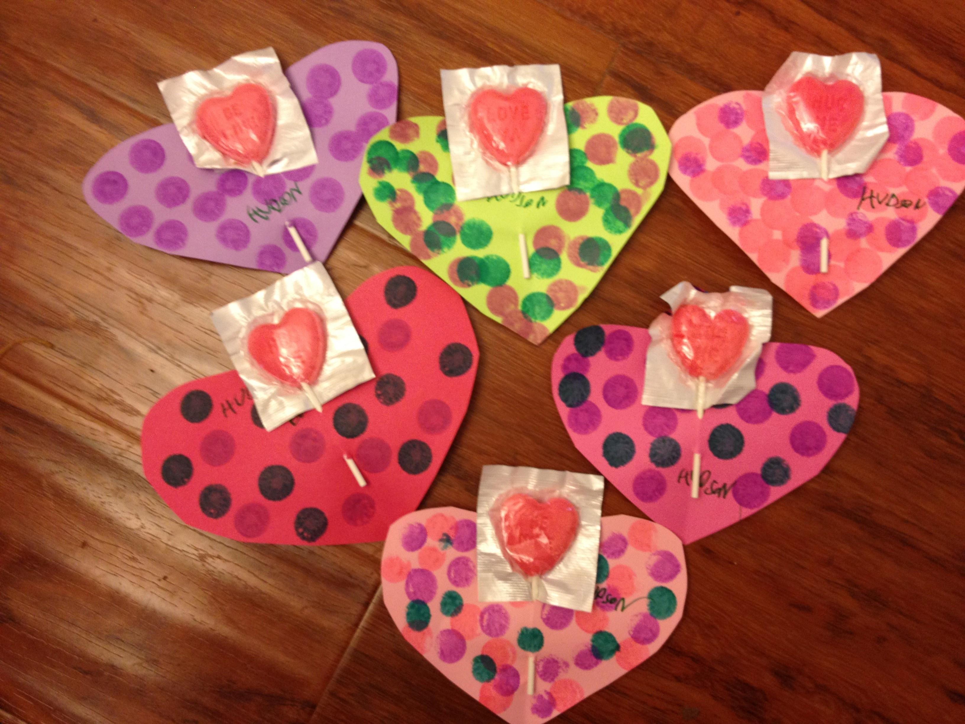 Easy Valentine Crafts For Preschoolers  Easy Valentine s Day Craft Savvy Sassy Moms