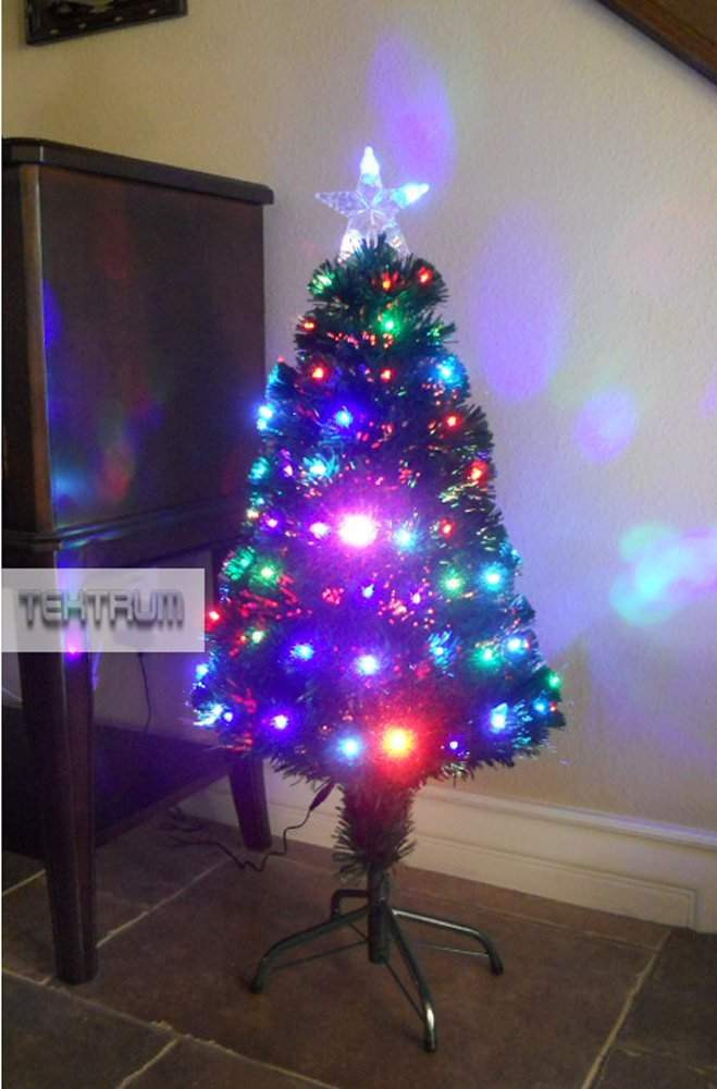 Fiber Optic Christmas Lighting  Top 10 Best Fiber Optic Christmas Trees 2017