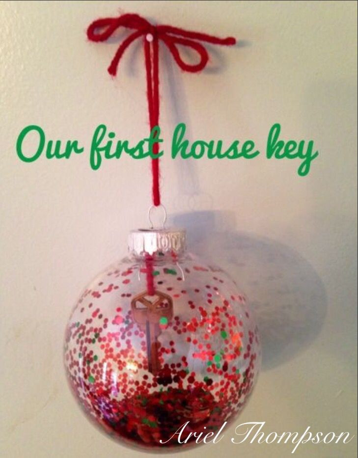 First Apartment Christmas Ornament  1000 ideas about Our First Christmas Ornament on