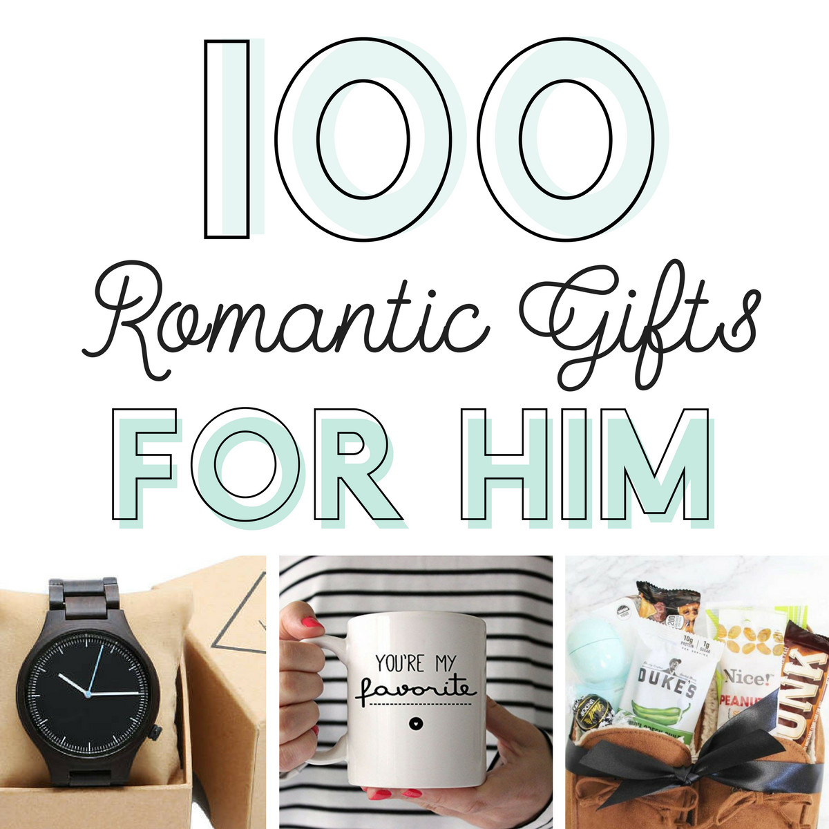 First Christmas Together Gift Ideas For Him  100 Romantic Gifts for Him From The Dating Divas