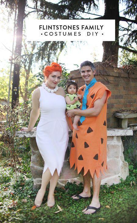 Flintstones Costumes DIY  28 best Flintstones images on Pinterest