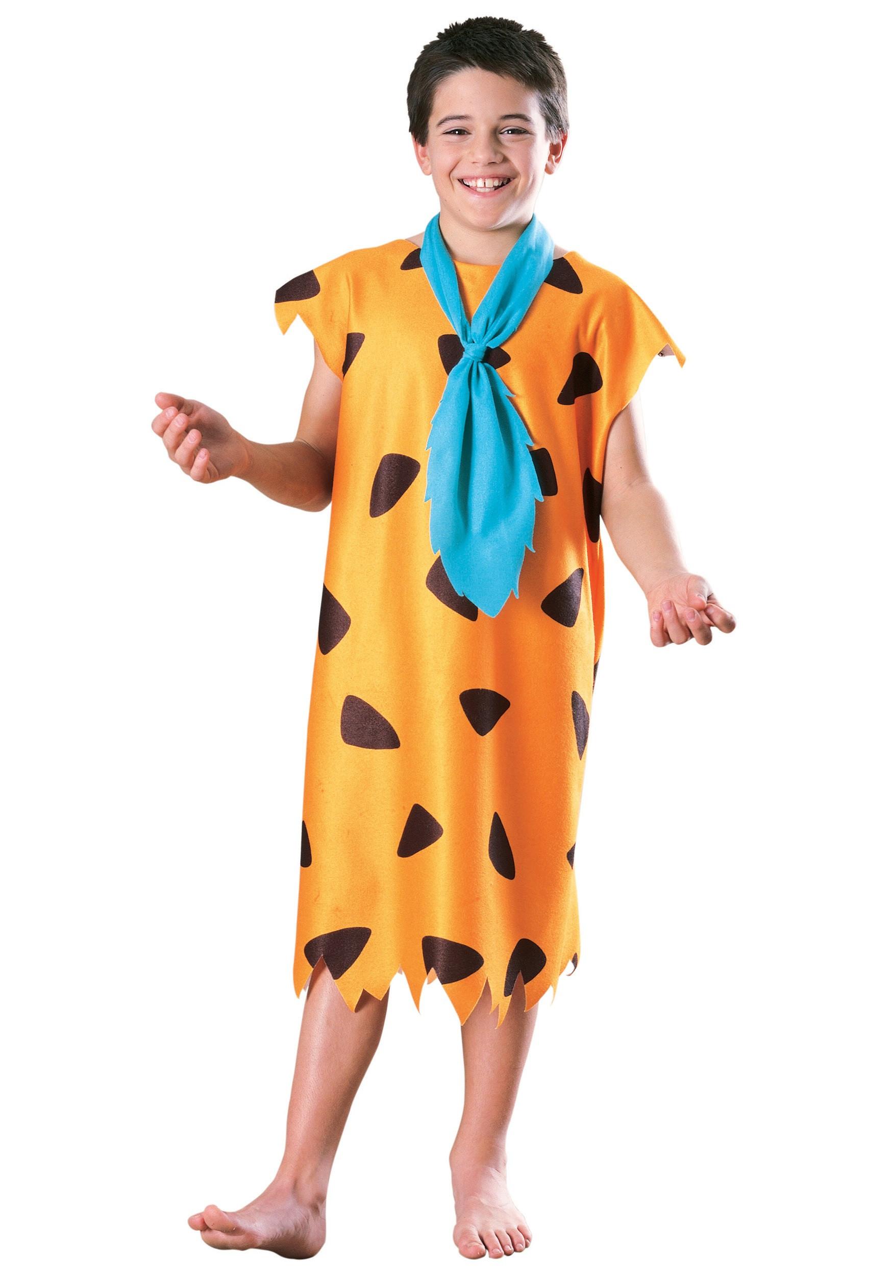 Flintstones Costumes DIY  Kids Fred Flintstone Costume
