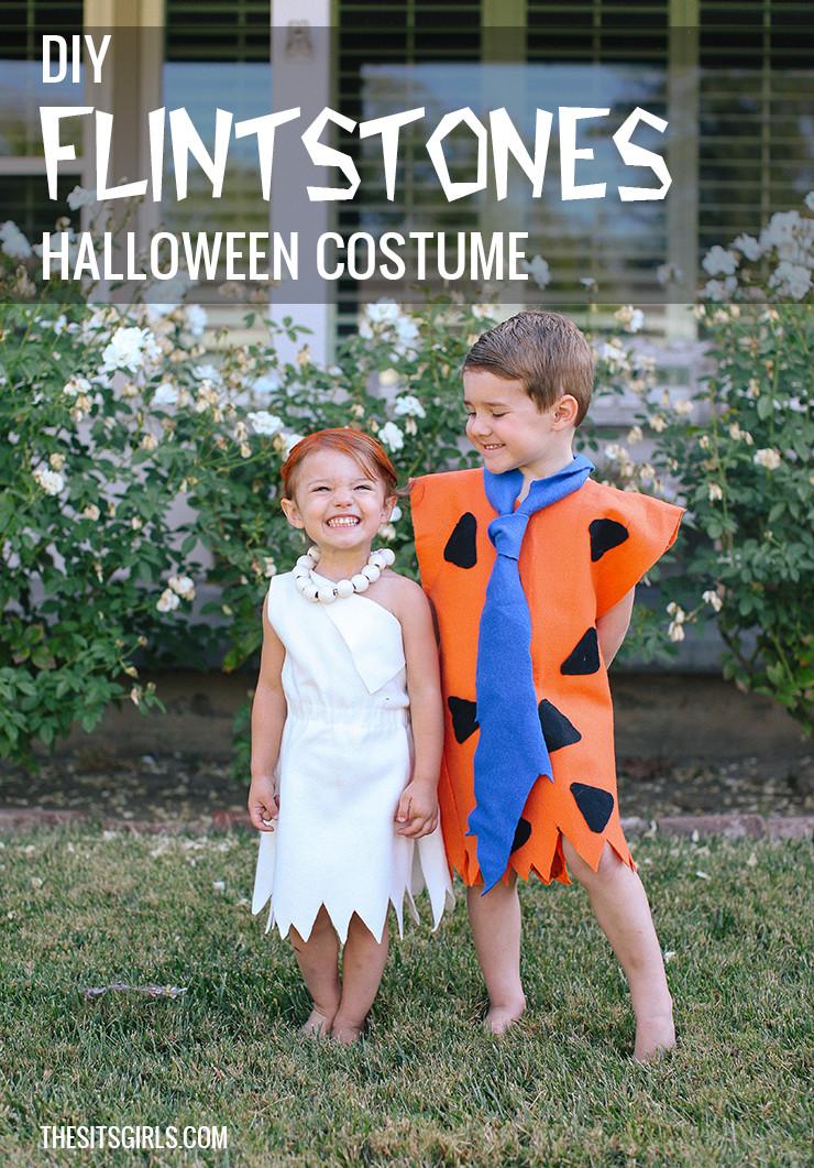 Flintstones Costumes DIY  Fred And Wilma Flintstone Costume DIY