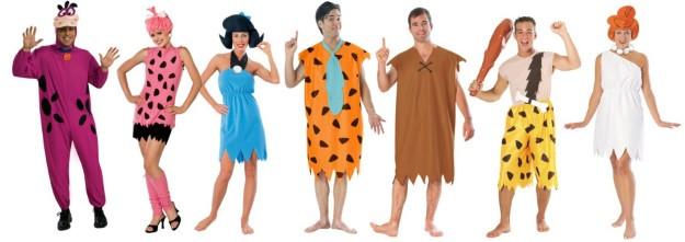 Flintstones Costumes DIY  8 Nostalgic Halloween Costume Ideas for Groups Halloween