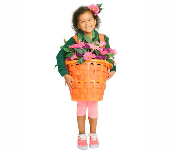 Flower Halloween Costume For Adults  25 best ideas about Flower pot costume on Pinterest