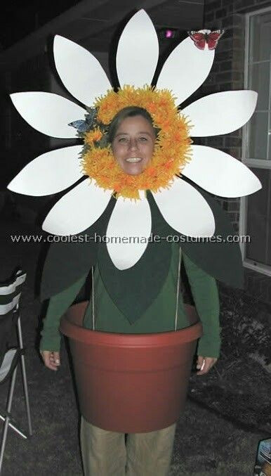 Flower Halloween Costume For Adults  39 best Class play images on Pinterest