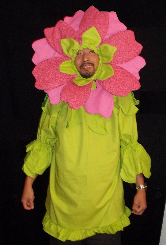 Flower Halloween Costume For Adults  Flower Costumes for Men Women Kids