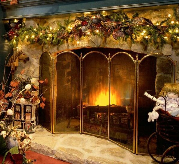 Free Christmas Fireplace Screensaver  Best 25 Fireplace screensaver ideas on Pinterest