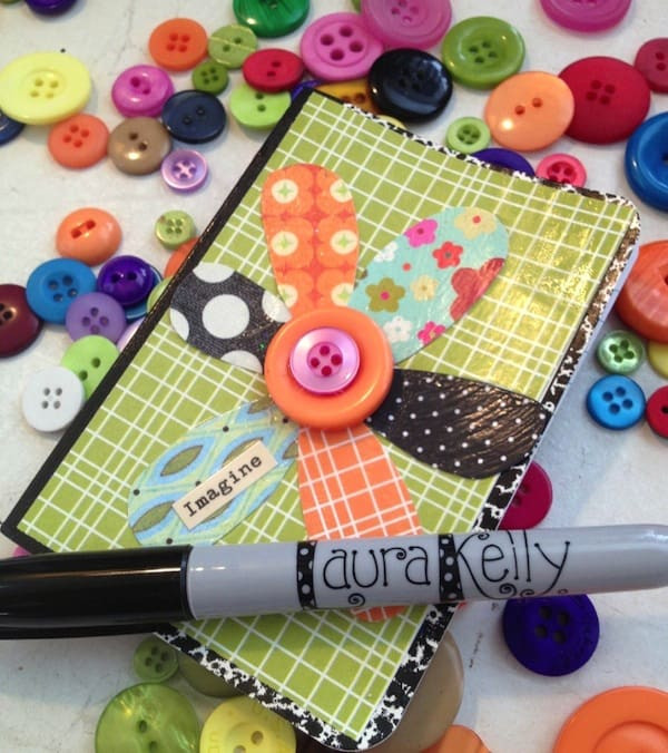 Fun Easy Crafts For Adults  Paper flower projects for adults or kids Mod Podge Rocks