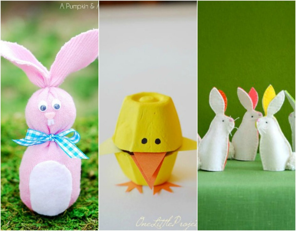 Fun Easy Crafts For Adults  Fun & Easy Easter Craft Ideas for Adults & Children