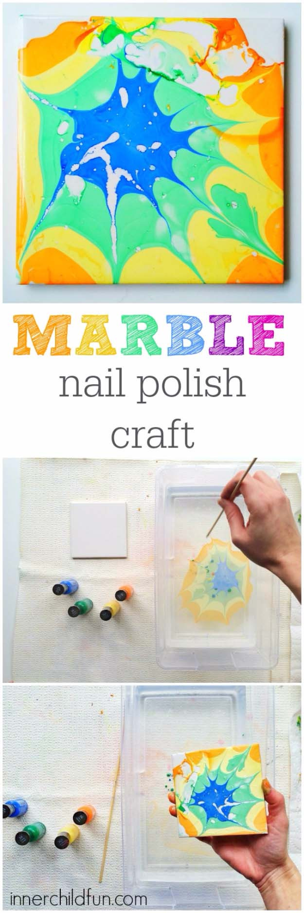 Fun Easy Crafts For Adults  31 Incredibly Cool DIY Crafts Using Nail Polish